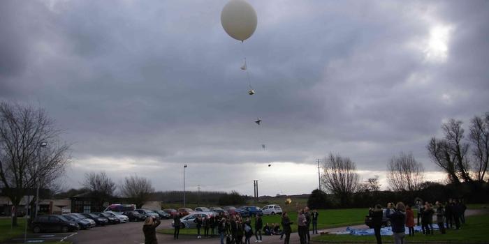 Lâcher de Ballon