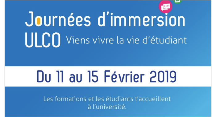 Journées d'Immersion