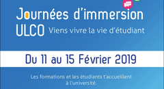 Journées d'Immersion 2019