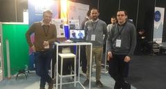 Présentation du prototypage de numériseurs GNSS à la journée Business & Innovation du Nucléaire à Dunkerque