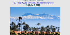 The International Conference  13-16 April 2020