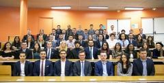 Remise des diplômes aux Ingénieurs de la promotion 2019 parrainée par Aluminium Dunkerque