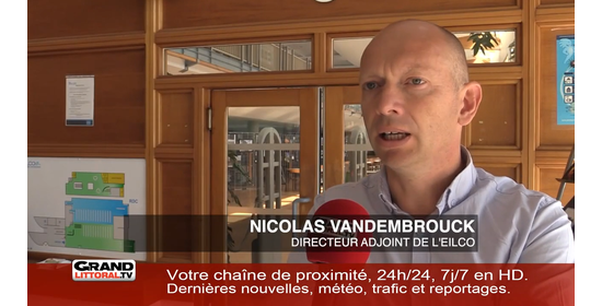 "Reportage de ""Grand Littoral TV"""